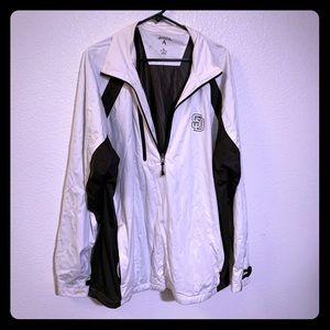 Antigua Padres jacket size XL